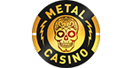 metal casino logo 2018